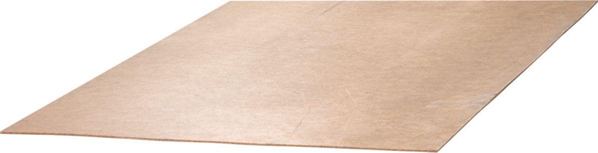 Panneau De Fibres Dures Import 244x122 Cm ép 3 Mm