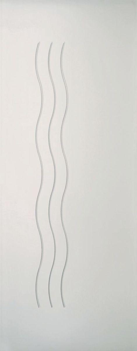 Porte coulissante Cascade blanc Jeld-Wen - 204x73 cm