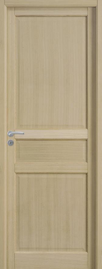 Bloc-porte Jade chêne - huisserie 90 mm - poussant gauche - 204x73 cm -  GIMM - Menuiseries - Bois Panneaux Menuiseries - Dispano 60cacdc2643