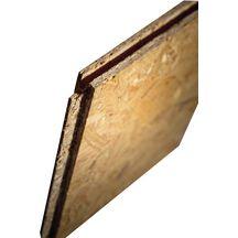 Dalle osb3 milieu humide 4 rl 250x67 5cm 22mm norbord nv panneaux bois panneaux - Dalle osb 22mm ...