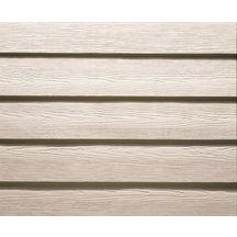 Bardage clin HardiePlank Cedar JH40-20 taupe Monterey 8x180mm réelle 8x180x3600mm