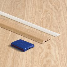 Profilé Quick-Step Incizo MDF LPU1661 Chêne Long Island Naturel Monolame 13x48x2150mm QSINCP01661MD215