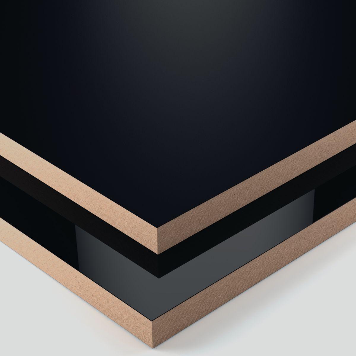 Panneau Mdf Perfectsense Décor Blanc Premium W1000 Finition Pm Matt Format 280x207cm épaisseur 19mm