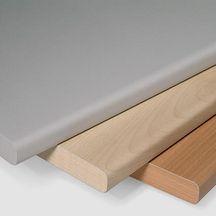 plan de travail postform euroform b ton fonc f275 st9. Black Bedroom Furniture Sets. Home Design Ideas
