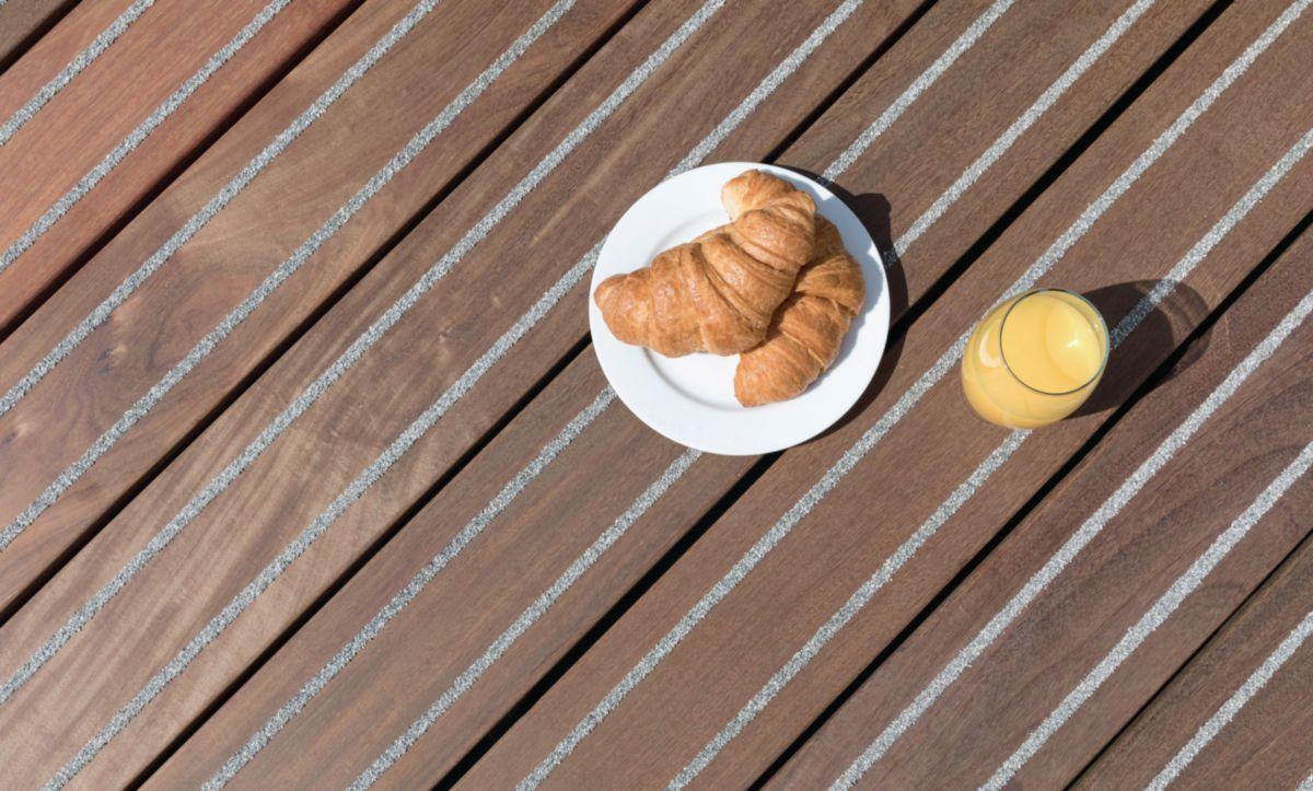 Lame De Terrasse Deck Cumaru Kd Anti 21 X 145 Mm