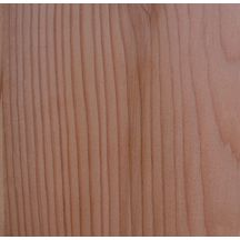 Bois bardage red cedar clear 2 18x125mm PROTAC