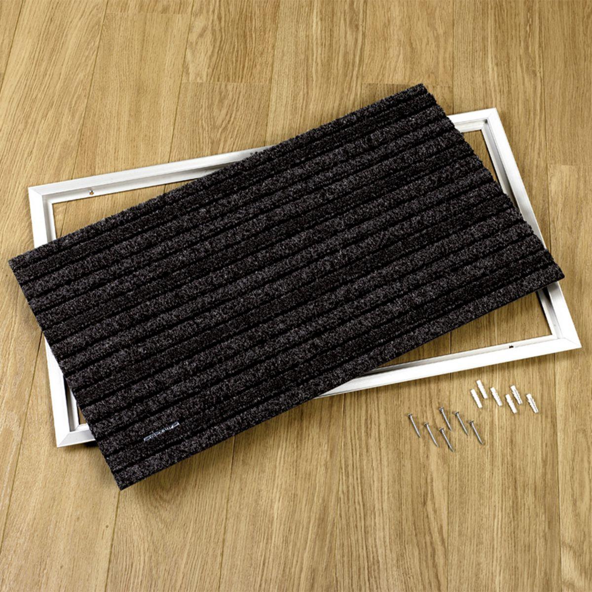 Lovely tapis de sol encastrable 8 good tapis for Tapis encastrable dans carrelage