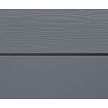 profil d 39 angle exterieur aluminium laqu pour bardage c dral click gris cendre l 3 m. Black Bedroom Furniture Sets. Home Design Ideas