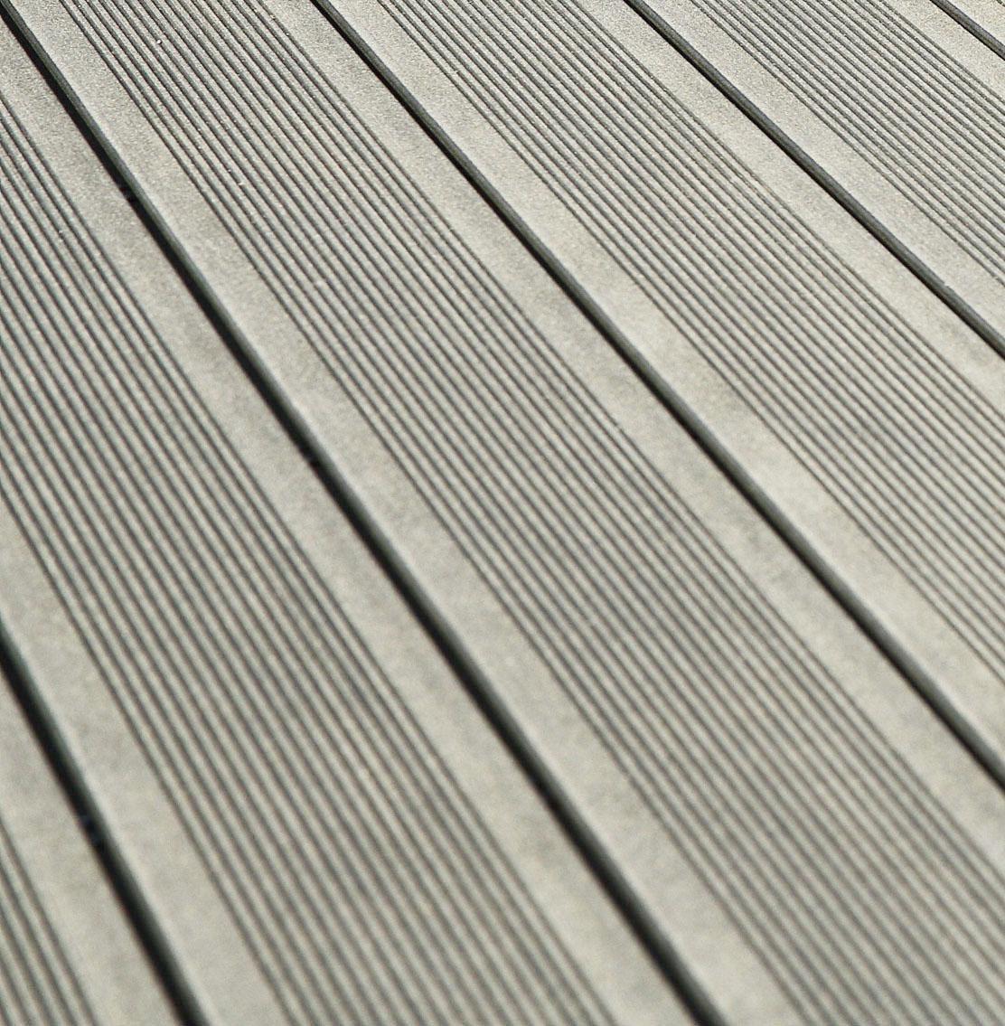 silvadec lame de terrasse l gance rainur e gris iroise. Black Bedroom Furniture Sets. Home Design Ideas