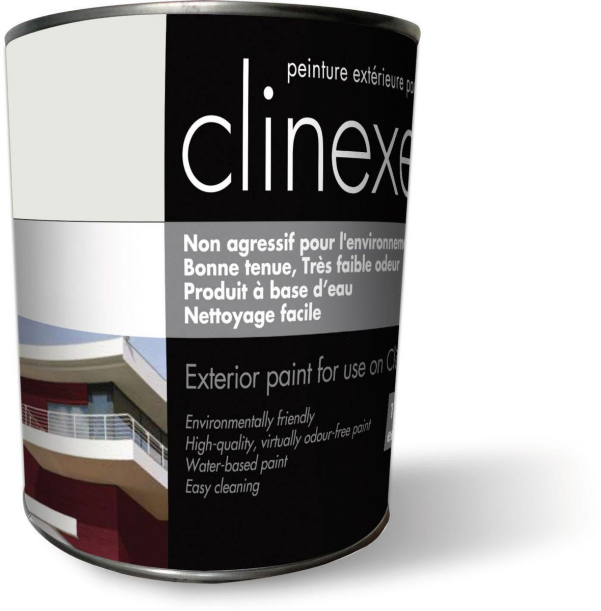 Protac Peinture Phase Aqueuse Pour Bardage Bois Clinexel Lumière