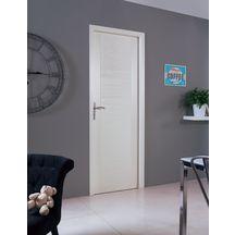 bloc porte isolant lattitude peindre poussant droit 204x83 cm