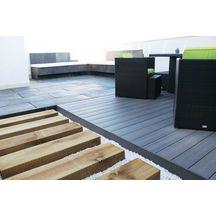 bois composite terrasse produits bois panneaux menuiseries dispano. Black Bedroom Furniture Sets. Home Design Ideas