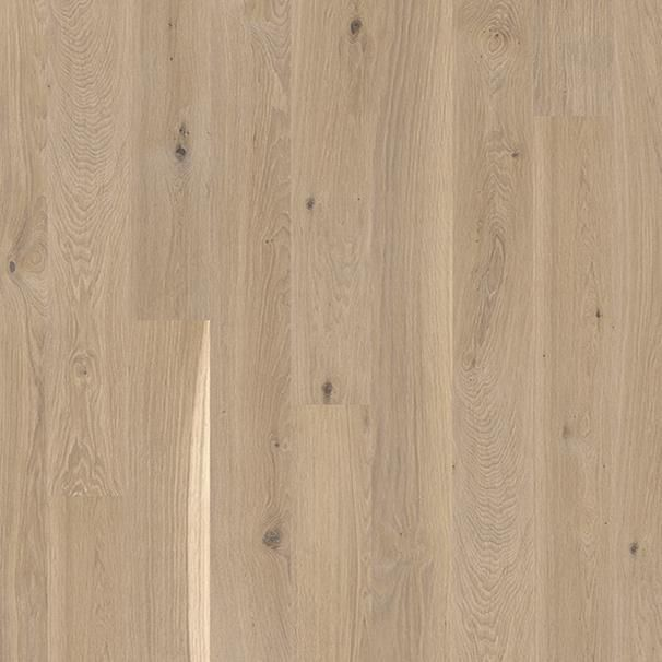 Parquet Boen chêne Home Town campagnard G02 huilé blanc clic 5G parement de 2,5mm 13,2x138x2200mm EIH84MFV