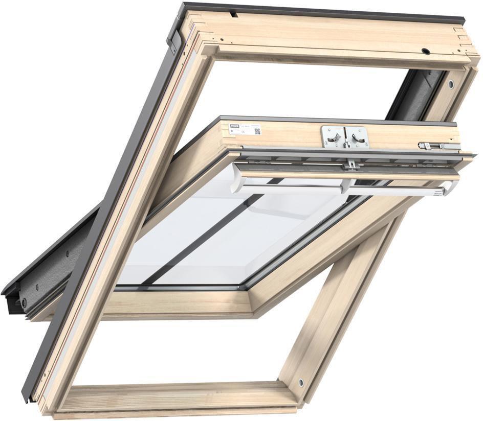 velux fen tre de toit rotation manuelle ggl standard. Black Bedroom Furniture Sets. Home Design Ideas