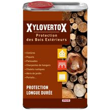 Xylovertox protection des bois 5 litres PV83010102